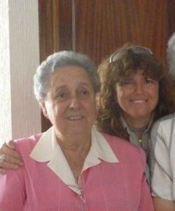 la Hermana Cecilia y Hellen