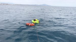 MOB navegando